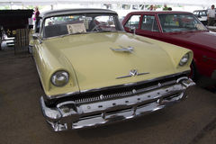 Mercury Car 1956 Royaltyfri Bild