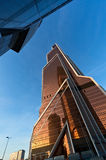 Mercury City Tower, Mosca Immagine Stock Libera da Diritti