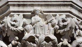Mercury con il Vergine ed i Gemelli Fotografia Stock