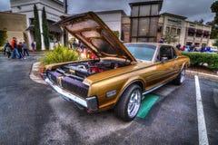 Mercury Cougar Imagens de Stock Royalty Free