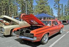 Mercury Cougar Stockbild