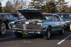 Mercury Cougar Royalty Free Stock Image