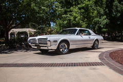 Mercury Cougar Stock Photography
