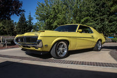 Mercury Cougar Royalty Free Stock Images