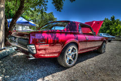 Mercury Cougar Royalty Free Stock Photo