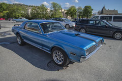 1968 Mercury Cougar XR7 Coupe Royalty Free Stock Photo