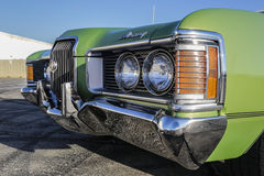 1972 Mercury Cougar XR7 Royalty Free Stock Photography