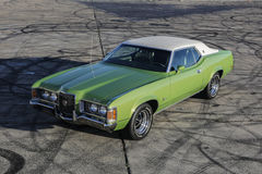 1972 Mercury Cougar XR7 Stock Photography