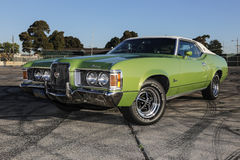 1972 Mercury Cougar XR7 Royalty Free Stock Images
