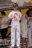 Mercury de Freddie idéntico Fotos de archivo libres de regalías