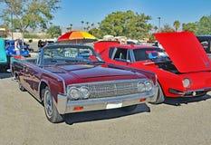 Mercury Lincoln Continental Convertible Arkivbild
