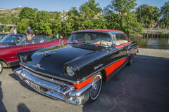1956 Mercury Montclair 2-door Hardtop Royalty Free Stock Photos