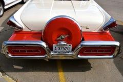 1958 Mercury Montclair Turnpike Cruiser Royalty Free Stock Image