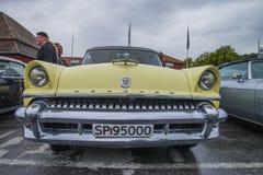 Mercury monterey coupe 1955 Stock Photos