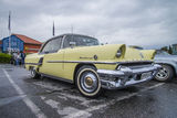 Mercury monterey coupe 1955 Stock Photography