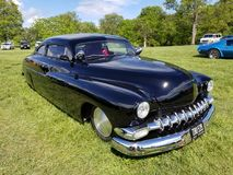 1950 mercury. Not 100% on make but def 1950 stock photo
