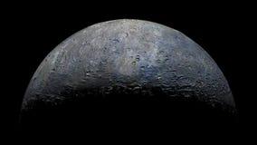 Mercury Planet Solar System Stock Photos