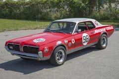 1967 Mercury-poemaraceauto Stock Fotografie