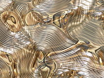 Mercury Ripple Flow Background Royalty Free Stock Photo