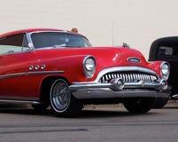 Mercury rojo restaurado Fotos de archivo