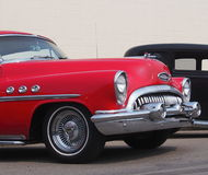 Mercury rojo restaurado Fotografía de archivo libre de regalías