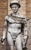 Mercury sculpture Stock Photos