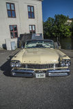 1957 Mercury Turnpike Cruiser Pace Car Convertible Royalty Free Stock Photo