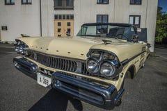 1957 Mercury Turnpike Cruiser Pace Car Convertible Stock Photography