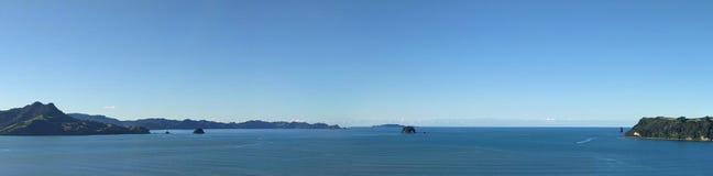 Mercury zatoka, Nowa Zelandia Zdjęcie Royalty Free