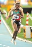 Mercy Chebwogen of Kenya Stock Photos