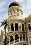 Merdeka ajusta, Sulten Abdul Samad Building, Kuala Lumpur, Malasia Imagen de archivo
