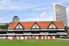Merdeka fyrkant, Kuala Lumpur Royaltyfria Bilder
