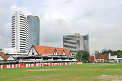 Merdeka fyrkant, Kuala Lumpur Royaltyfri Bild