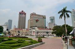 Merdeka Square. In Kuala Lumpur, Malaysia Royalty Free Stock Photo