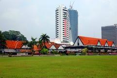 Merdeka Square, Kuala Lumpur, Malaysia Royalty Free Stock Photos