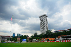 Merdeka Square, Kuala Lumpur, Malaysia Royalty Free Stock Photography