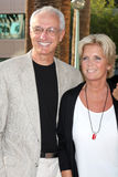 Meredith Baxter,Michael Gross Stock Photos