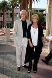 Meredith Baxter,Michael Gross Stock Images