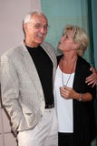 Meredith Baxter,Michael Gross Stock Photo