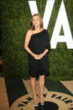 Meredith Viera, Vanity Fair. LOS ANGELES - FEB 26:  Meredith Viera arrives at the 2012 Vanity Fair Oscar Party  at the Sunset Tower on February 26, 2012 in West Stock Photos