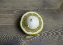 Merengue do limão Imagens de Stock Royalty Free