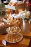 merengues Fotografía de archivo libre de regalías