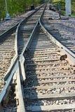 Merging Tracks Stock Images