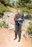 Mergulhador de mergulhador Fotografia de Stock Royalty Free