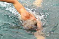 Mergulhadores Fotos de Stock Royalty Free