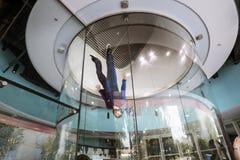 Mergulho de céu interno Foto de Stock Royalty Free