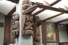 Merican museum of Natural History AMNH, NYC Royalty Free Stock Photo