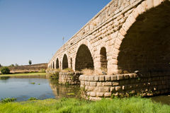 Merida, Badajoz, Extremadura, Spain Stock Photography