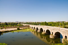 Merida, Badajoz, Extremadura, Spain Stock Photos