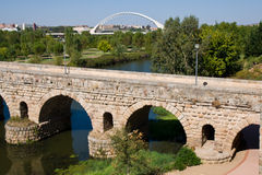 Merida, Badajoz, Extremadura, Spain Royalty Free Stock Photo